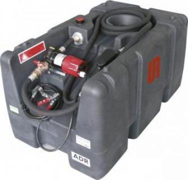 Bazin mobil 200 L pentru motorina cu pompa de alimentare 12V de la Edy Impex 2003