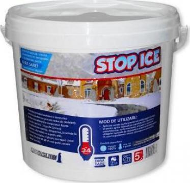 Produs biodegradabil pentru prevenire/ combatere gheata