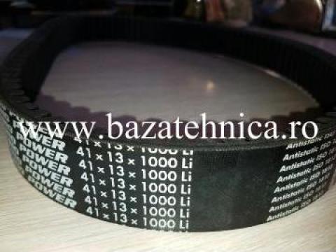 Curea de transmisie VX 41x13x1000 mm de la Baza Tehnica Alfa Srl