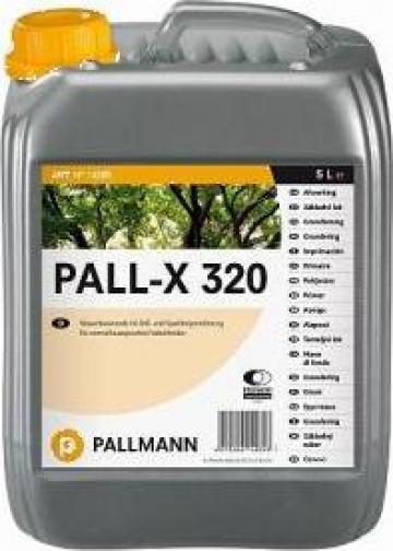Grund pentru parchet si pardoseli din lemn Pall-X 320 de la Alveco Montaj Srl