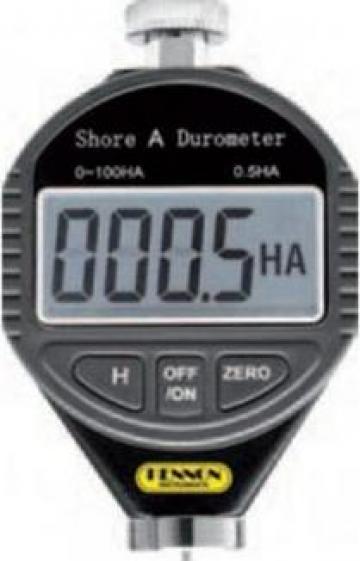 Durometru digital Shore A D011/A de la Gabcors Instruments Srl