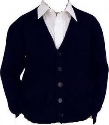 Pulover uniforma de scoala, politie, politie locala
