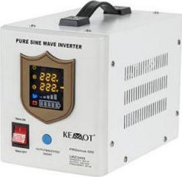 UPS centrale termice Sinus Pur 300w-12v Kemot de la Electro Supermax Srl
