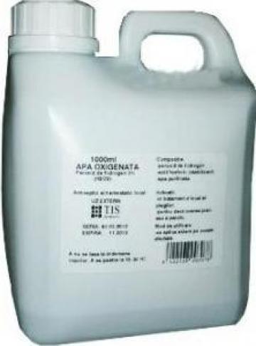 Apa oxigenata 1 litru de la BizMED Srl