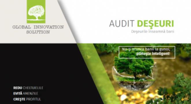 Consultanta in domeniul managementul deseurilor de la Global Innovation Solution Srl
