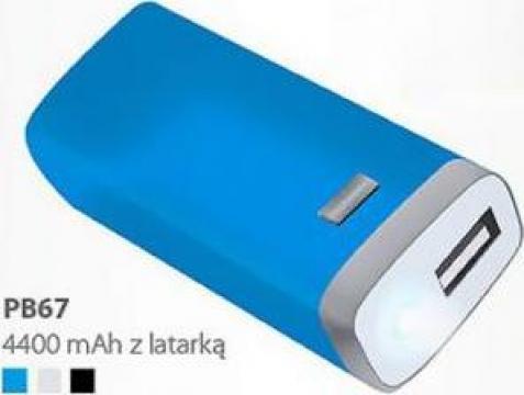 Baterie externa PB67 - 4400mAh