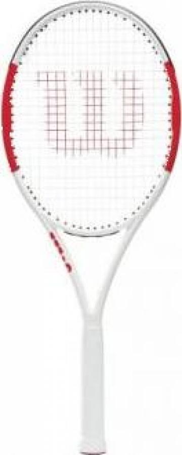 Racheta de tenis Wilson Six.One Lite 102, maner 1,2 de la Best Media Style Srl
