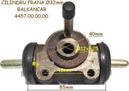 Cilindru frana Balkancar DV1733, EV715, EV717, EV720, 32mm