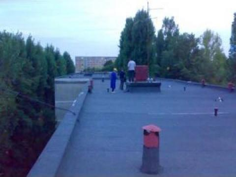 Hidroizolatii bituminoase pentru terase de la Professional Woaterprooting