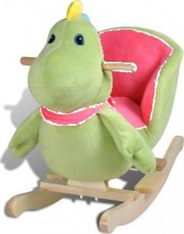 Jucarie balansoar dinozaur pentru copii de la Vidaxl