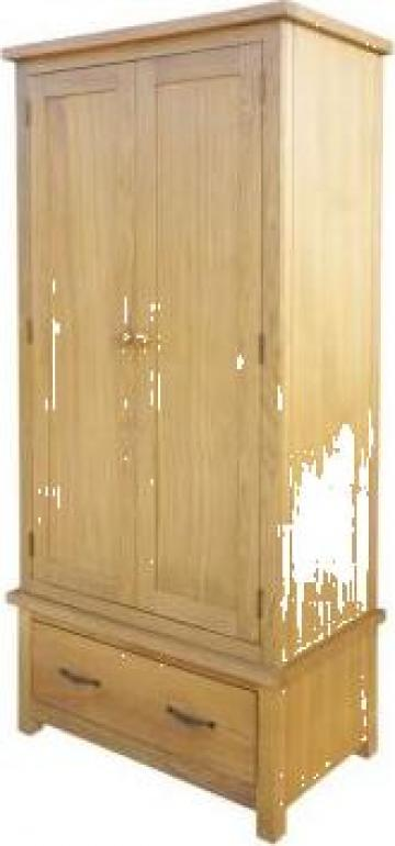Sifonier cu un sertar stejar 90x52x183 cm