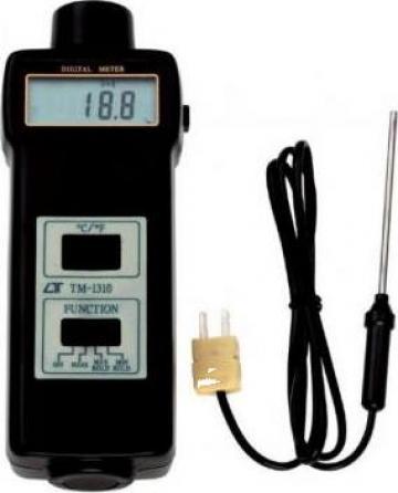 Termometru tester digital T055 de la Gabcors Instruments Srl