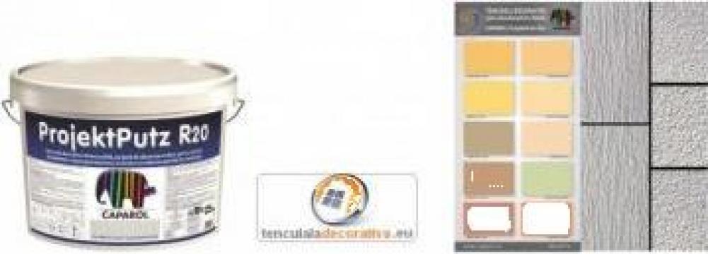 Tencuiala decorativa Caparol de la Vindem-ieftin.ro