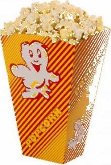 Cutii popcorn M3 (120g) de la Cristian Food Industry Srl.