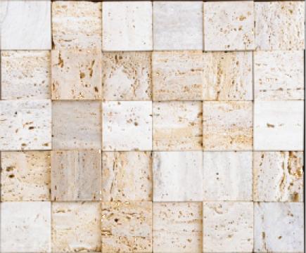 Mozaic travertin S006 de la Settimo Concept