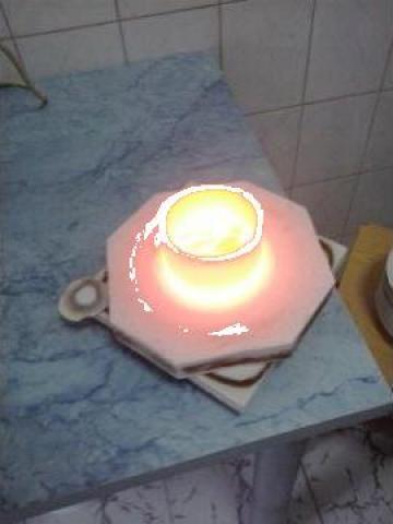 Dispozitiv topire metale/aliaje 1100 grade
