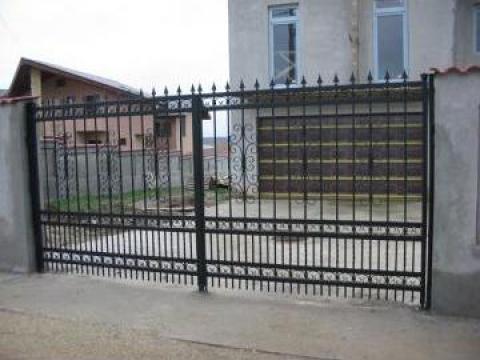 Porti fier forjat Bucuresti/Ilfov de la Rollux Construct