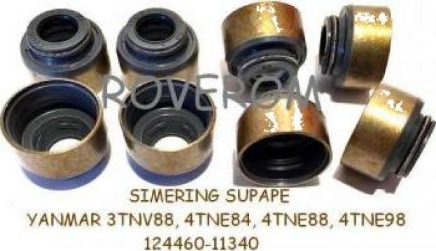 Simering supape Yanmar 3TNV88, 4TNE88, 4TNE94