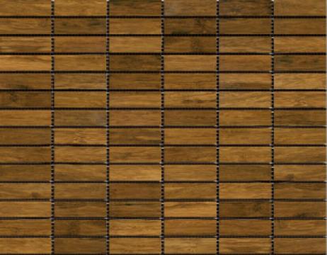 Mozaic din bambus BM2 de la Settimo Concept