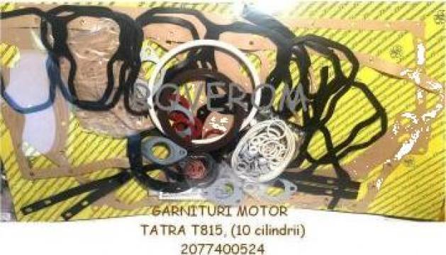 Garnituri motor tractor T3A-929, Tatra T815, (10 cilindrii)
