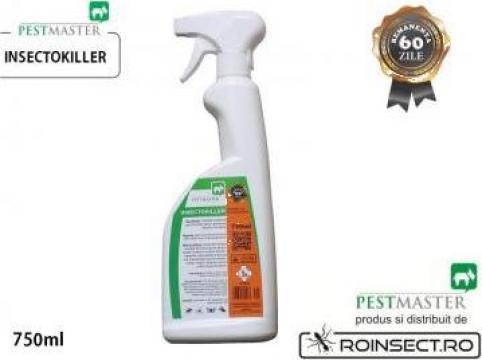 Insecticid profesional insecte Insectkiller 750ml de la Agan Trust Srl