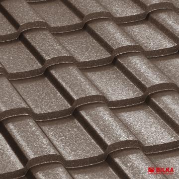 Tigla metalica Bilka Iberic 0.5 Quartz de la BDM Roof System