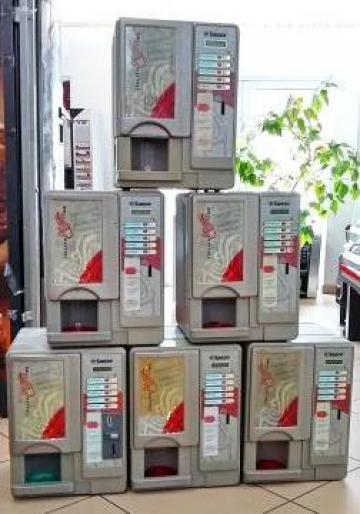 Automat cafea Saeco Topazio second hand de la Romeuro Service