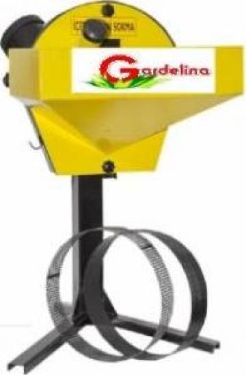 Moara de cereale cu tocator resturi vegetale Gardelina 500 de la Basarom Com