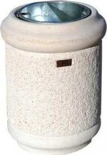 Cos de gunoi din beton Circolare