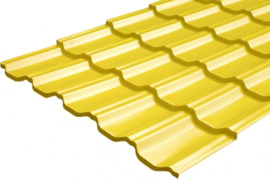 Tigla metalica Wetterbest Plus de la Astek Concept Construct