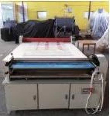 Masina semiautomata de caserat 1,3 x 2 m de la Kronstadt Papier Technik S.a.