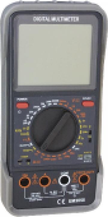 Multimetru electronic EM3058 de la S.c. Elf Trans Serv S.r.l. - Www.elftransserv.ro