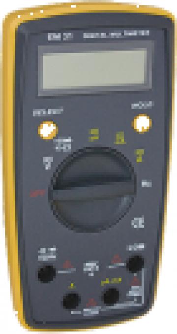 Multimetru digital EM31 de la S.c. Elf Trans Serv S.r.l. - Www.elftransserv.ro