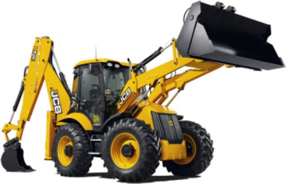 Inchiriere buldoexcavator Cluj de la