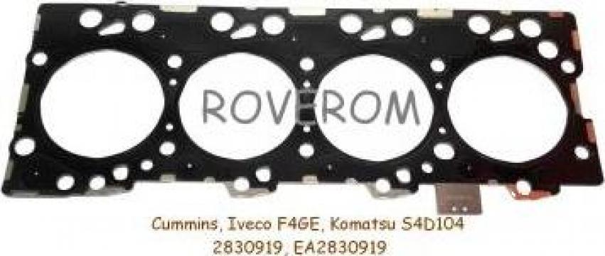 Garnitura chiuloasa Cummins, Iveco F4GE, Komatsu s4d104 de la Roverom Srl