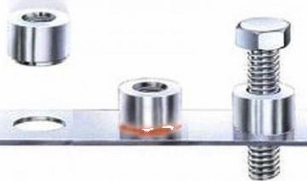 Sudura bolturi Marc magnetic rotating arc