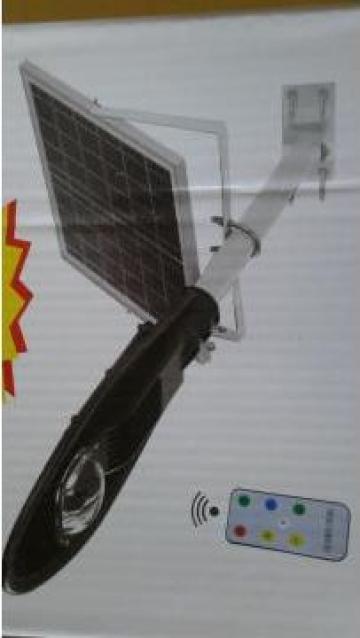 Aparat iluminat fotovoltaic containere, stradal de la Tehnic Clean System