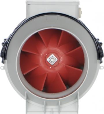 Ventilator axial in linie Vortice Lineo 100 V0 de la All4ventilation Srl