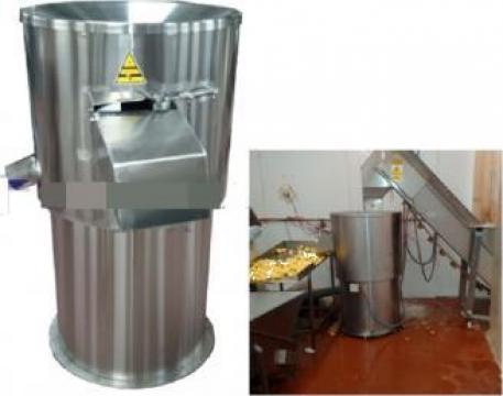 Linie productie cartofi congelati 500-1000 kg/ora de la Stelas Consulting Srl