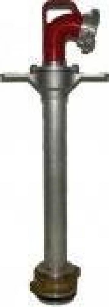 Hidrant portativ DN80 cu o iesire B