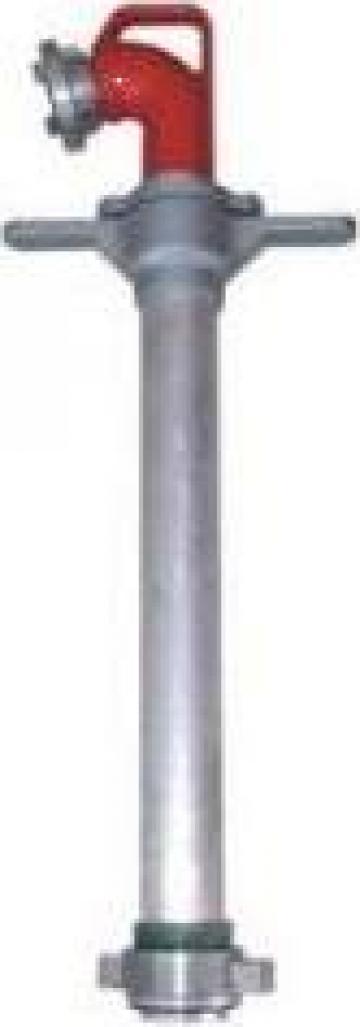Hidrant portativ DN80 cu o iesire C