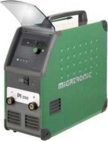 Aparat sudura Migatronic PI 350 MMA Cellulose cu accesorii de la Bendis Welding Equipment Srl