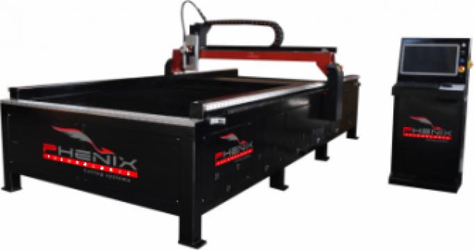 Masa CNC de debitare cu plasma LT Cut de la Bendis Welding Equipment Srl