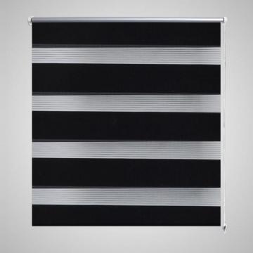 Stor Zebra 70 x 120 cm negru
