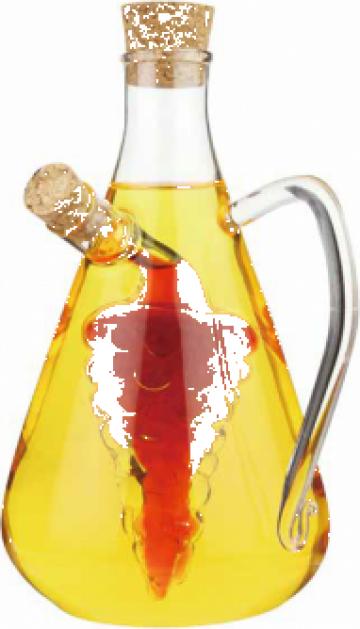 Recipient combinat EasyLife pentru ulei si otet de la Basarom Com