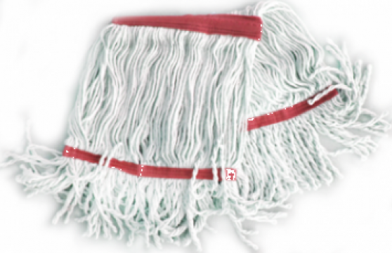 Mop profesional coarda peruca Raki 30cm de la Basarom Com