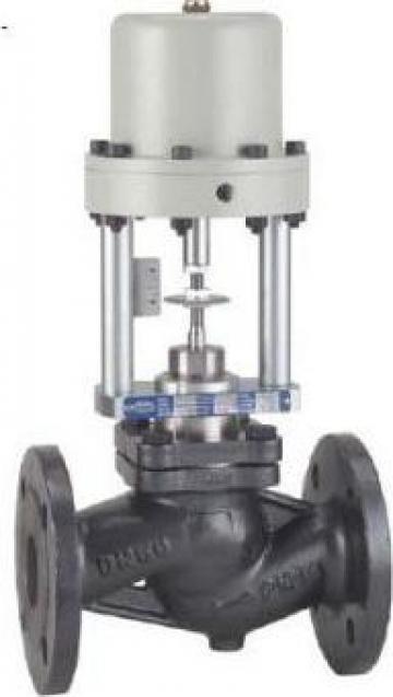 Robineti ventil cu actionare pneumatica de la Electrofrane