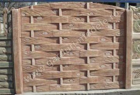 Gard beton Iasi de la Amonra Sun Srl