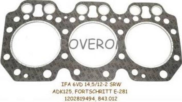 Garnitura chiuloasa IFA 6VD, ADK125, Fortschritt E-281