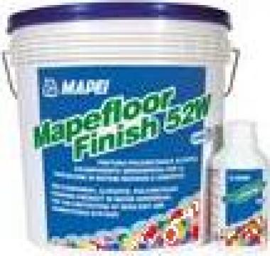 Produs de finisare bicomponent Mapefloor Finish 52 w